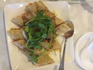tofu wrap